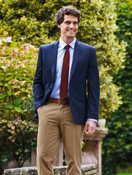 pantaloni chino da uomo per outfit cocktail per travel business